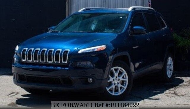 Used 2018 JEEP CHEROKEE BH484922 for Sale