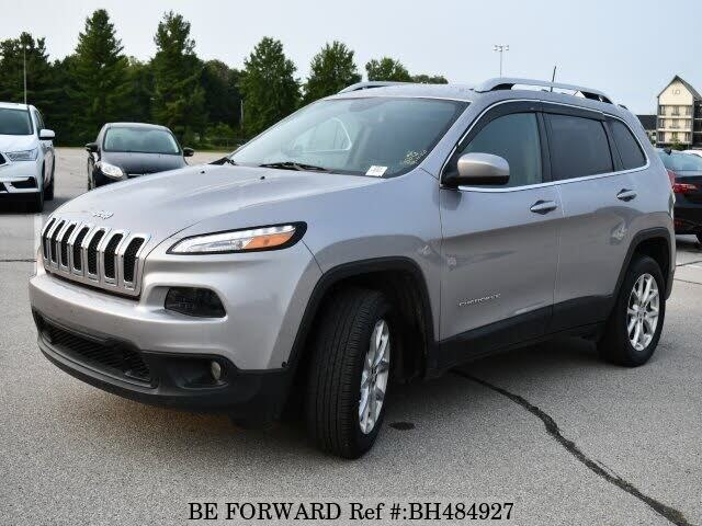 Used 2018 JEEP CHEROKEE BH484927 for Sale