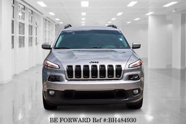 Used 2018 JEEP CHEROKEE BH484930 for Sale