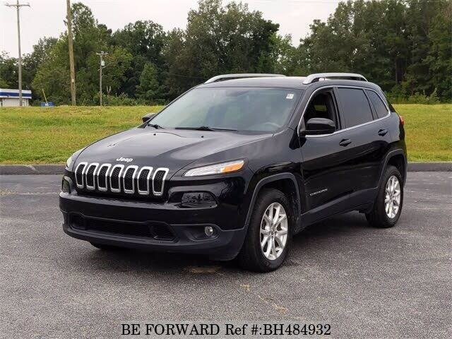 Used 2018 JEEP CHEROKEE BH484932 for Sale