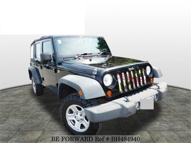 Used 2010 JEEP WRANGLER BH484940 for Sale