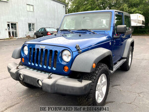 Used 2010 JEEP WRANGLER BH484941 for Sale