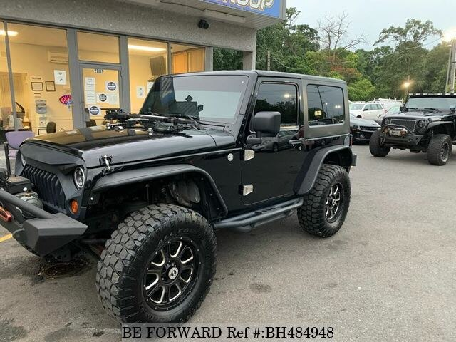 Used 2010 JEEP WRANGLER BH484948 for Sale