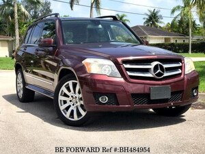 Used 2010 MERCEDES-BENZ GLK-CLASS BH484954 for Sale