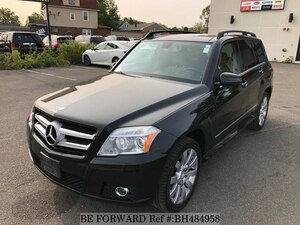Used 2010 MERCEDES-BENZ GLK-CLASS BH484958 for Sale