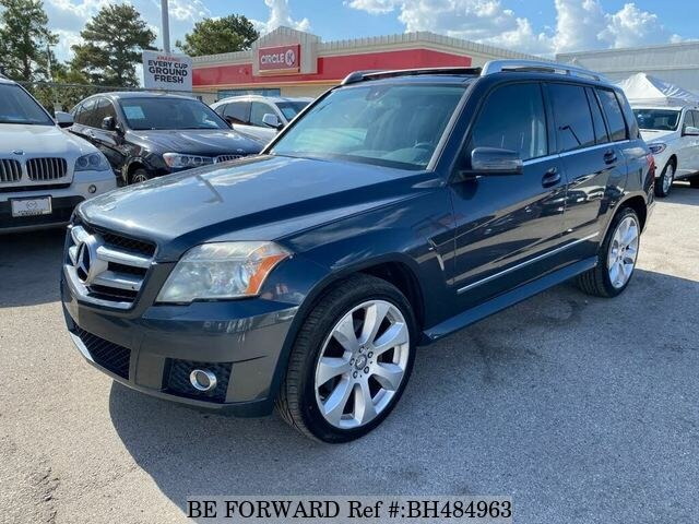 Used 2010 MERCEDES-BENZ GLK-CLASS BH484963 for Sale