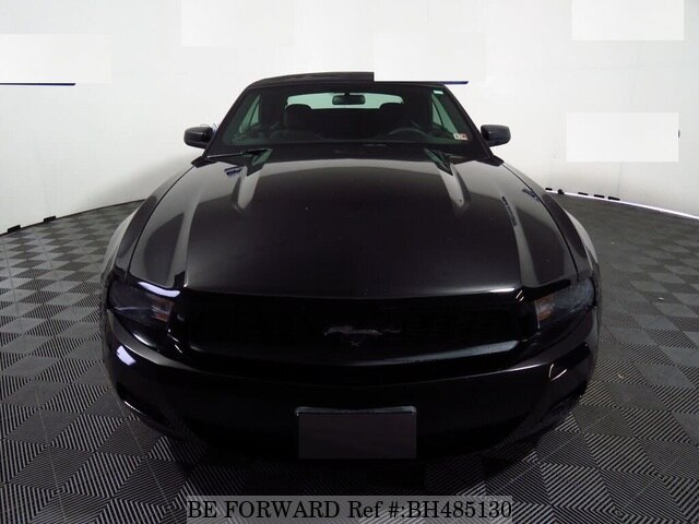 Used 2010 FORD MUSTANG BH485130 for Sale