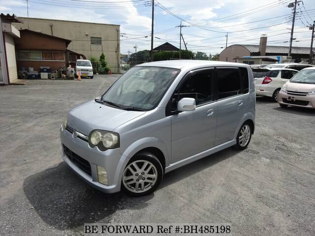 Used 2006 DAIHATSU MOVE BH485198 for Sale