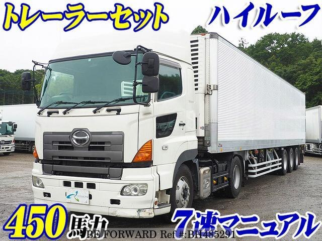 Used 2007 HINO PROFIA BH485291 for Sale