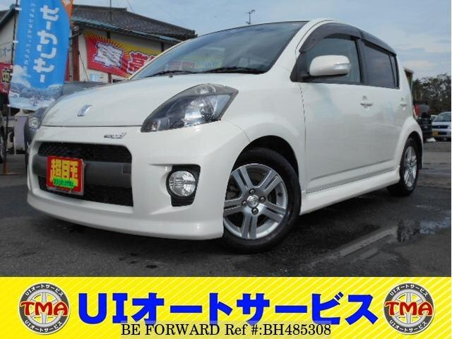 Used 2008 TOYOTA PASSO BH485308 for Sale