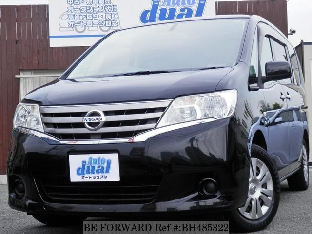Used 2011 NISSAN SERENA BH485322 for Sale