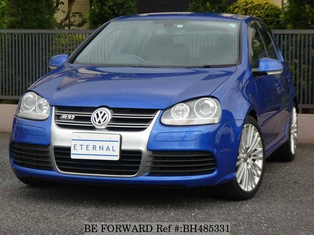 Used 2006 VOLKSWAGEN GOLF BH485331 for Sale