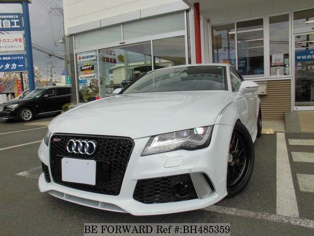 Used 2013 AUDI A7 BH485359 for Sale
