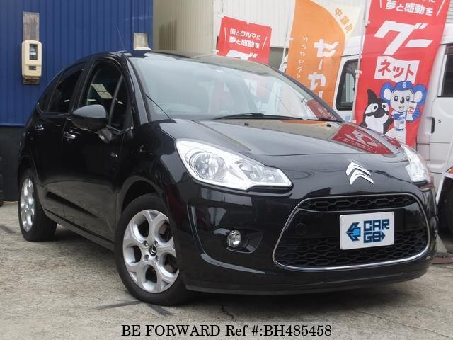 Used 2012 CITROEN C3 BH485458 for Sale