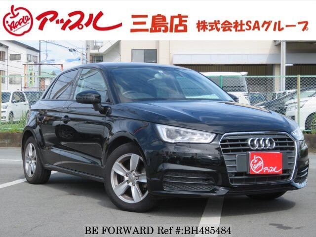 Used 2017 AUDI A1 BH485484 for Sale