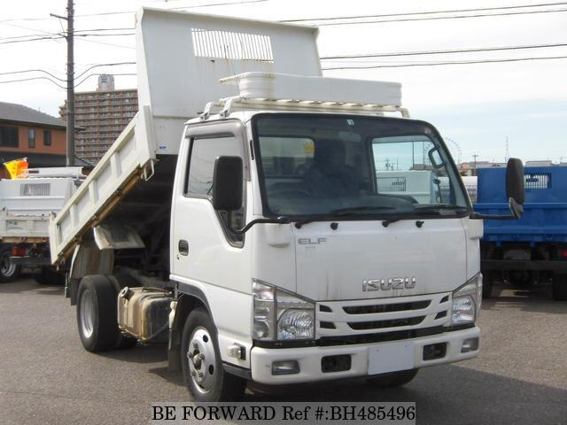 Used 2016 ISUZU ELF TRUCK BH485496 for Sale