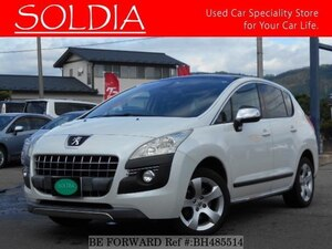 Used 2010 PEUGEOT 3008 BH485514 for Sale