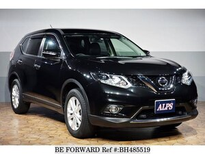 Used 2016 NISSAN X-TRAIL BH485519 for Sale