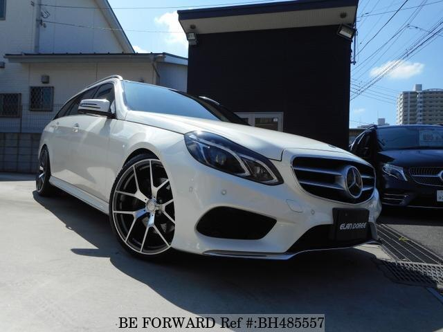 Used 2014 MERCEDES-BENZ E-CLASS BH485557 for Sale