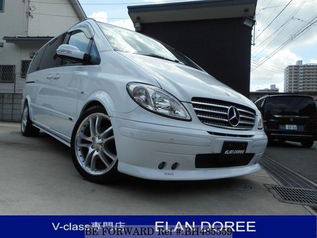 Used 2009 MERCEDES-BENZ V-CLASS BH485559 for Sale