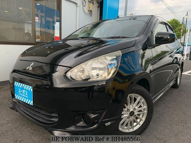 Used 2012 MITSUBISHI MIRAGE BH485566 for Sale