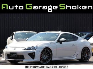 Used 2013 TOYOTA 86 BH485615 for Sale