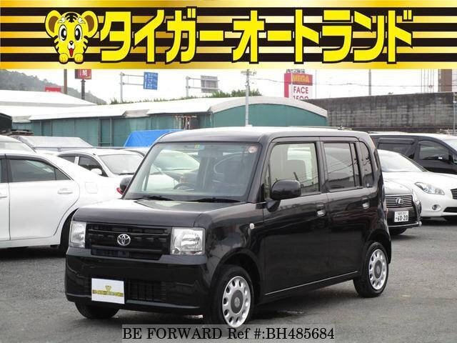 Used 2013 TOYOTA PIXIS SPACE BH485684 for Sale