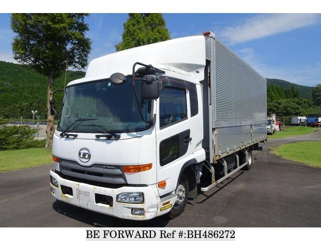 Used 2012 NISSAN CONDOR BH486272 for Sale