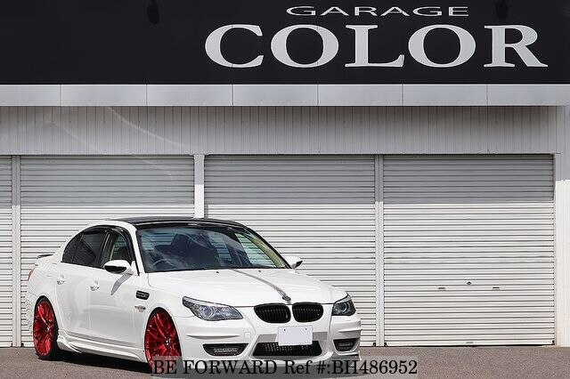 Used 2008 BMW 5 SERIES BH486952 for Sale