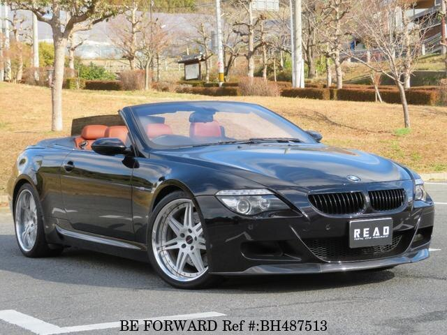 Used 2007 BMW M6 BH487513 for Sale