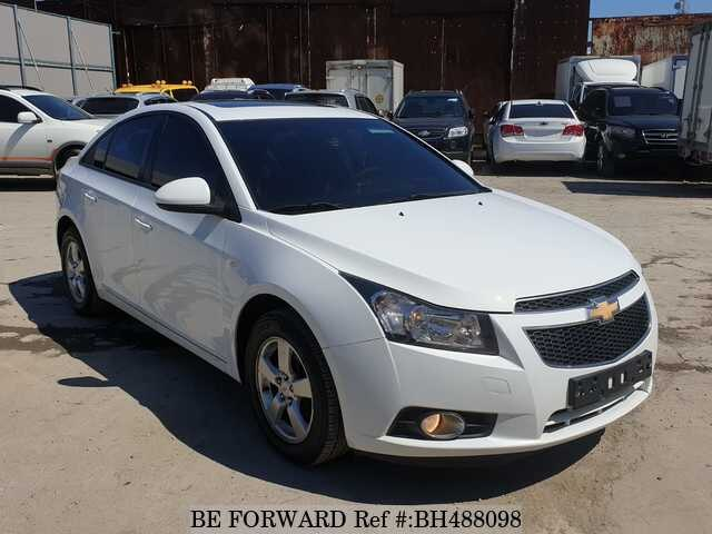 Used 2012 CHEVROLET CRUZE BH488098 for Sale