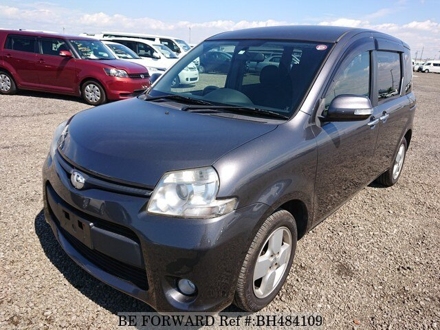 Used 2011 TOYOTA SIENTA BH484109 for Sale