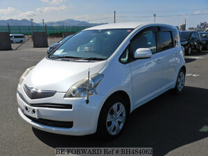 Used 2009 TOYOTA RACTIS BH484062 for Sale