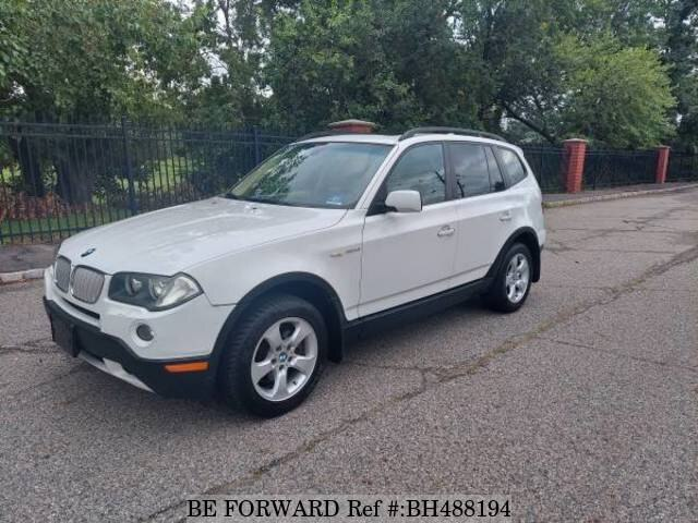 Used 2007 BMW X3 BH488194 for Sale