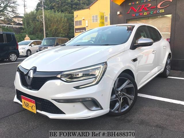 Used 2017 RENAULT MEGANE BH488370 for Sale