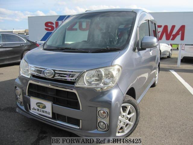 Used 2012 DAIHATSU TANTO EXE BH488425 for Sale