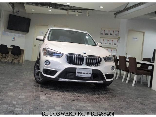 Used 2017 BMW X1 BH488454 for Sale