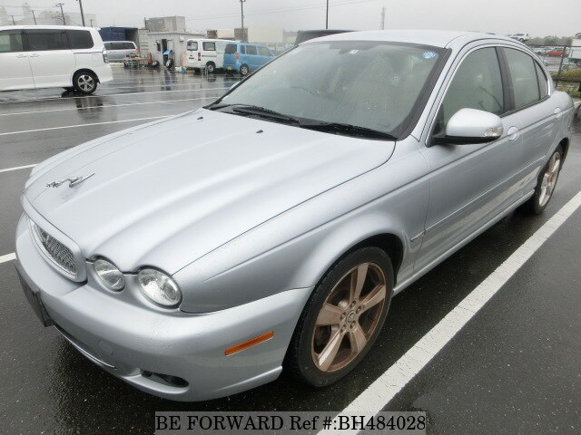 Used 2009 JAGUAR X-TYPE BH484028 for Sale