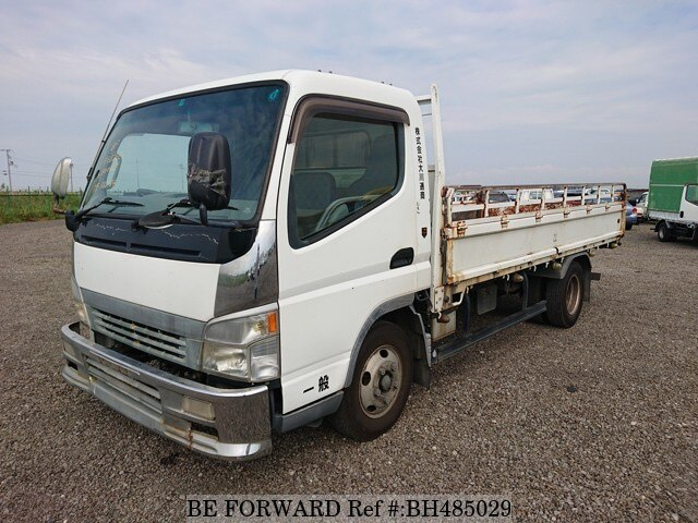 Used 2002 MITSUBISHI CANTER BH485029 for Sale