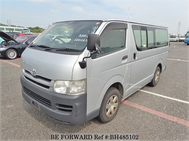 Used 2011 TOYOTA REGIUSACE VAN BH485102 for Sale