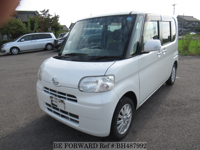 Used 2011 DAIHATSU TANTO BH487992 for Sale