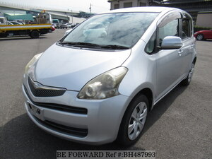 Used 2009 TOYOTA RACTIS BH487993 for Sale