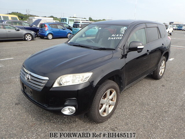 Used 2007 TOYOTA VANGUARD BH485117 for Sale