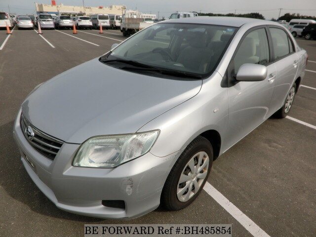 Used 2011 TOYOTA COROLLA AXIO BH485854 for Sale