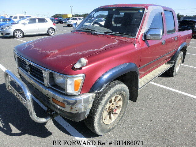 Used 1996 TOYOTA HILUX BH486071 for Sale