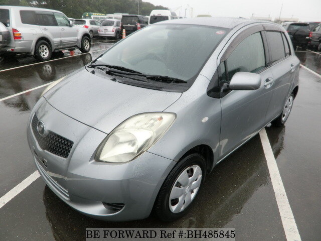 Used 2006 TOYOTA VITZ BH485845 for Sale