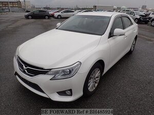 Used 2014 TOYOTA MARK X BH485924 for Sale