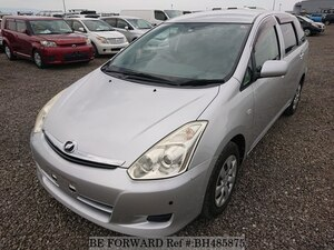 Used 2007 TOYOTA WISH BH485875 for Sale