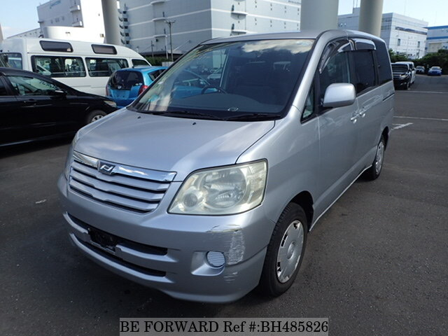 Used 2003 TOYOTA NOAH BH485826 for Sale