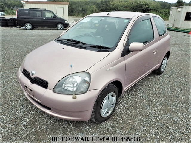 Used 2001 TOYOTA VITZ BH485808 for Sale